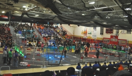Competition Arena Pic