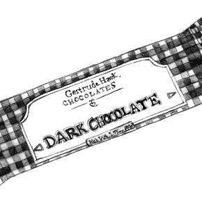 A box ofchocolates