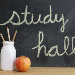 Study Hall: A BlankCanvas