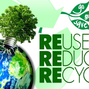 Reduce Reuse RecycleRedundant